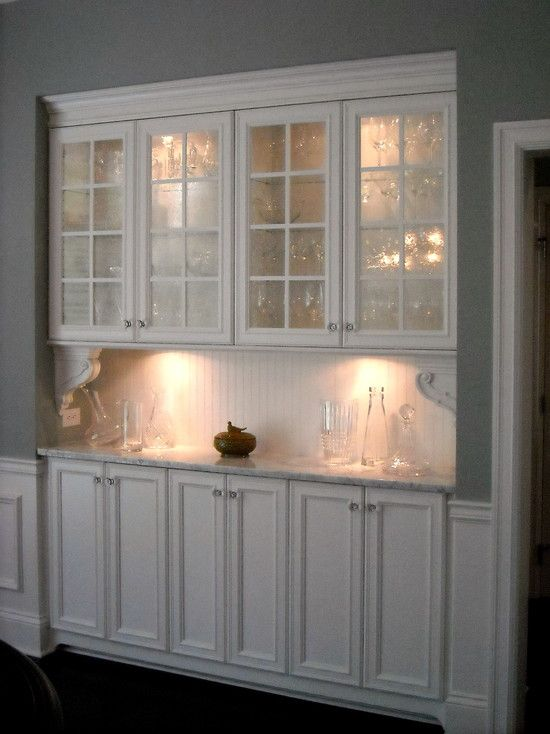 Dining room built ins design pictures remodel decor and for Built in dining room cabinet designs