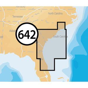 NAVIONICS Platinum+ Charts Lower 48 States and Hawaii (Micro SD) - S Carolina-N Florida, MSD/642P+ Sale Price: $139.99 (26% Off-Ends 09/10/17) http://zpr.io/PQY2V  #Boats #Boating #Deals