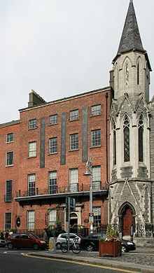 A fairytale castle writers' museum seems quite appropriate.  Dublin Writers' Museum