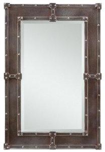 Rivet mirror