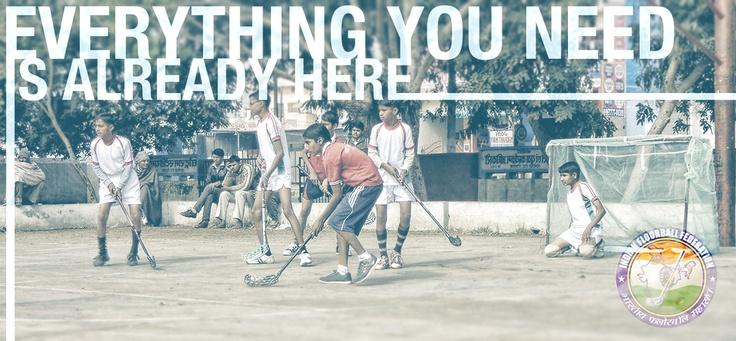 Floorball India