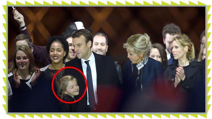 EMMANUEL MACRON BRIGITTE TROGNEUX et LES ENFANTS qui est cette FAMILLE q...