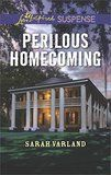 Giveaway at Reading, Writing, and the Stuff In-Between: Perilous Homecoming by Sarah Varland #BookGiveaway