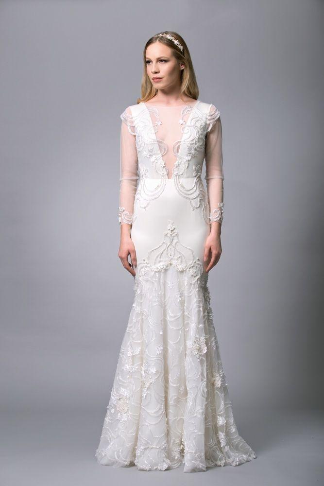 Althea Wedding Gown – Florina Ivascu – Rochie de mireasa Althea