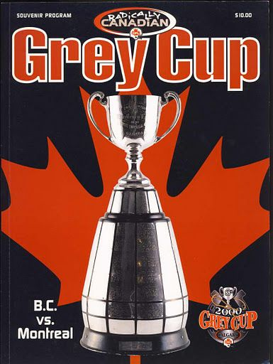 CFL 88th Grey Cup BC Lions Champions