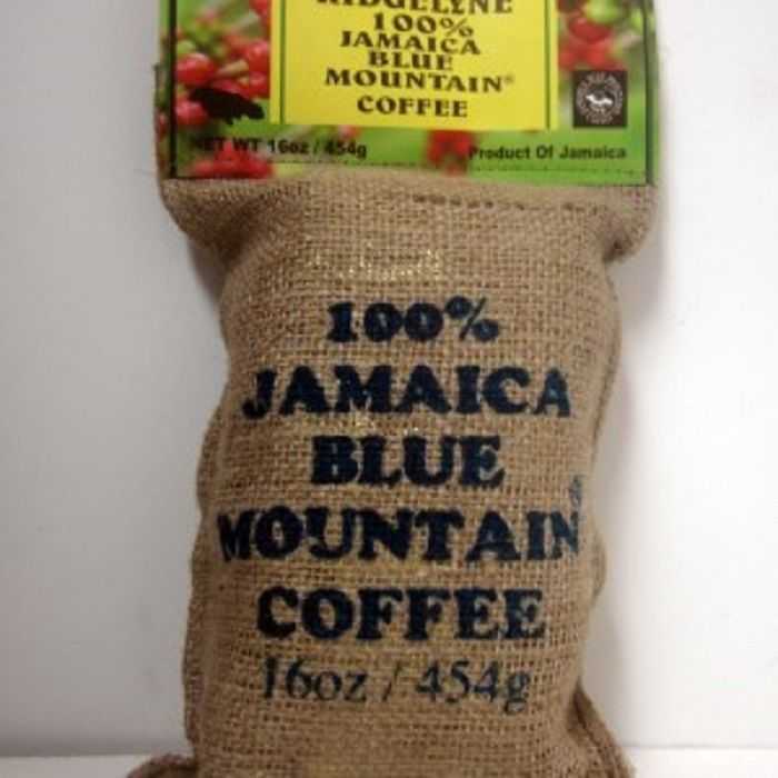 ridgelyne 100 percent jamaica blue mountain coffee organic roasted beans 16 oz #Ridgelyne