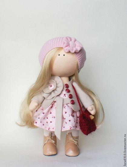 Коллекционные куклы ручной работы. Ярмарка Мастеров - ручная работа Настенька. Handmade.