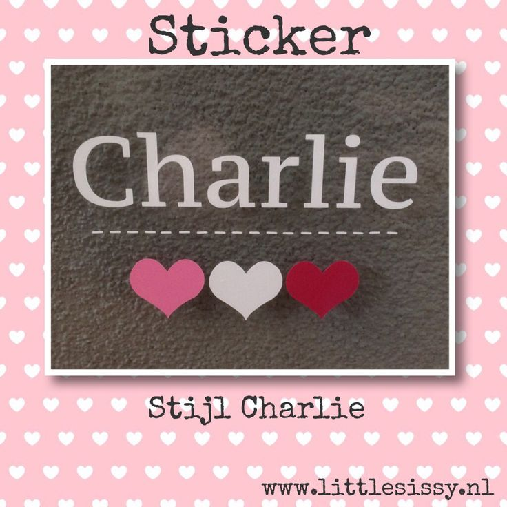 Stijl Charlie