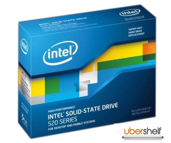 Intel SSD 520 Series - 240GB Solid State Drive SSD