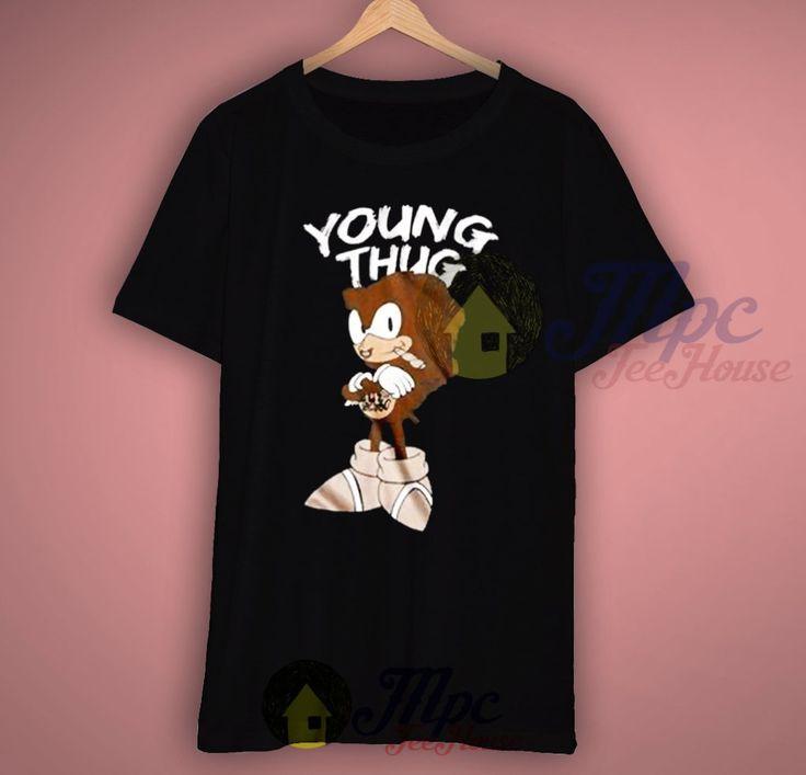 Young Thug Rapper T Shirt
