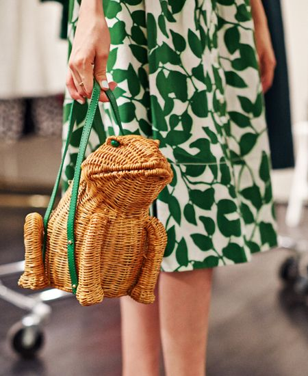 #behindthecurtain kate spade new york spring 2015: