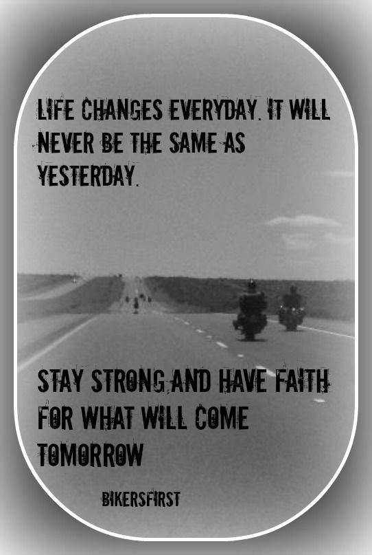 find others to ride with today http://www.bikersfirst.com