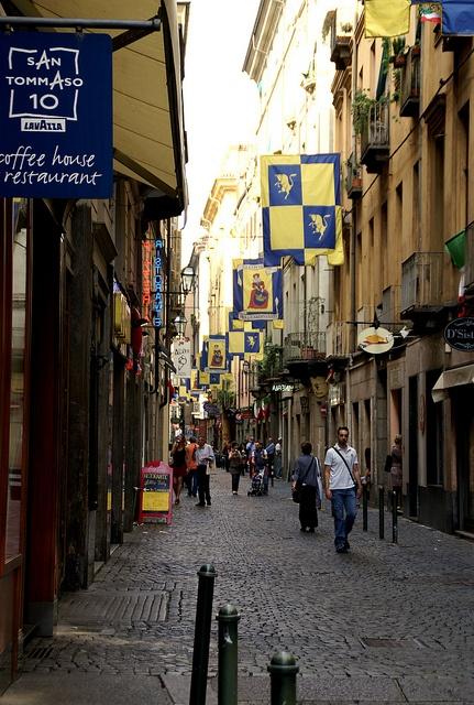 Torino, Via San Tommaso by HEN-Magonza, via Flickr