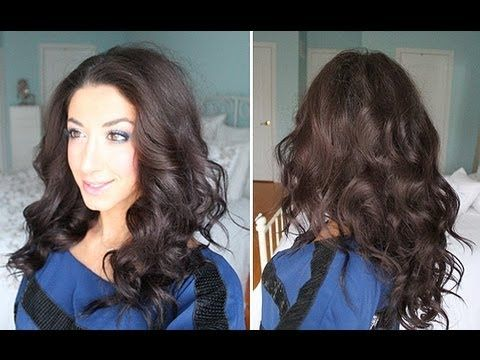 In this video Im sharing with you guys one of my favorite techniques at creating beautiful, bouncy curls that are perfect for any party or special occasion. All you will need for this hair tutorial is a 1 curling wand, hair spray, clips & a teasing comb. Enjoy this tutorial and dont forget to LIKE this video and leave me a comment down belo...