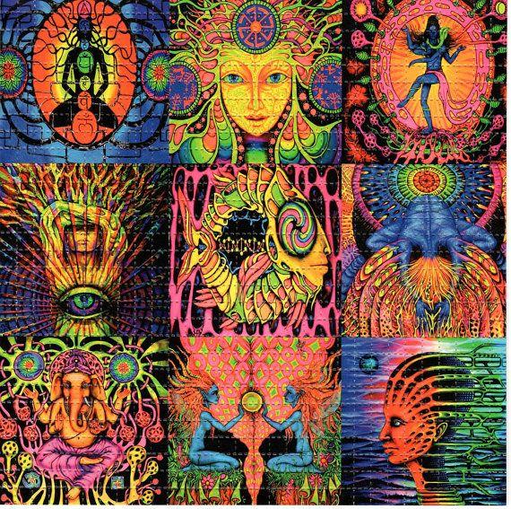 119 Best Blotter Acid Art Lsd Images On Pinterest Acid