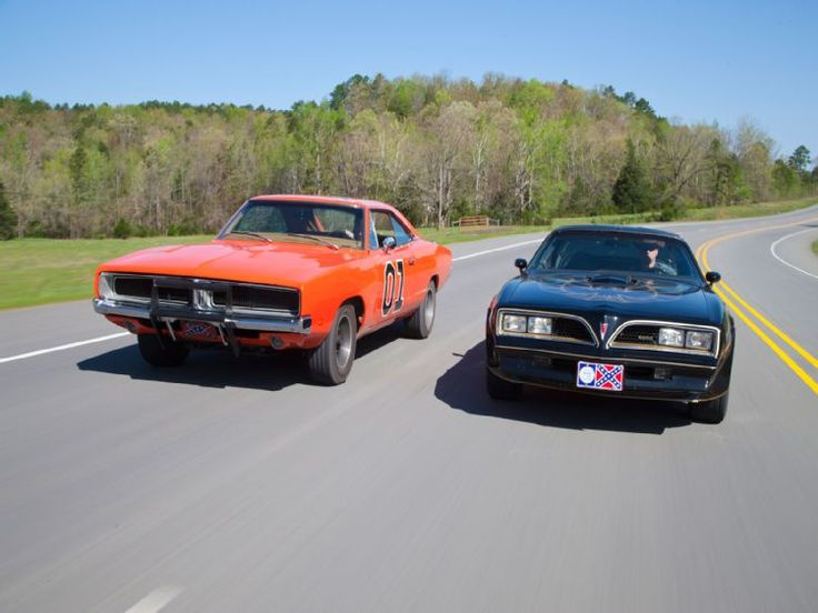 General Lee & The Bandit.
