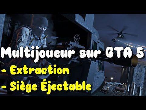 GTA 5 Online Extraction, Siège éjectable avec Kaizeru & Xanarkan