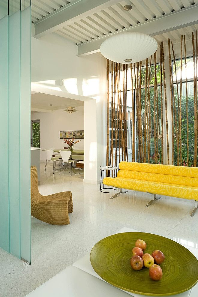San Marino Island House by Robert Kaner Interior Design