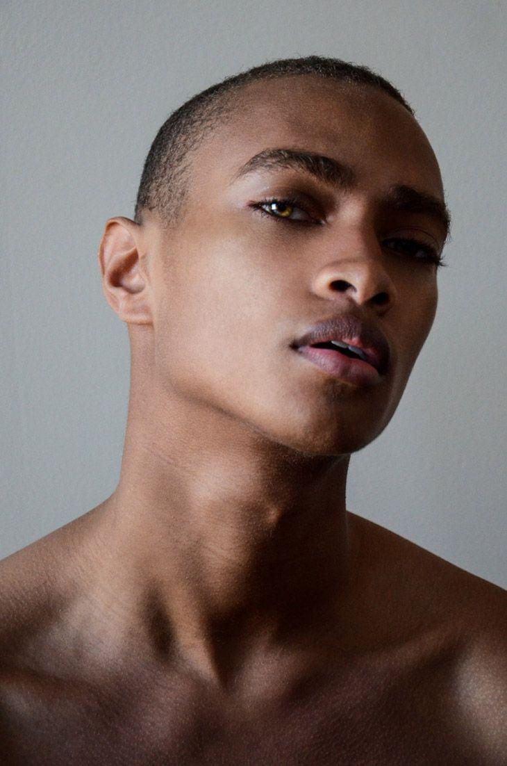 Daje Barbour at DNA Models NYC and Rock Men Paris by Danny Lang