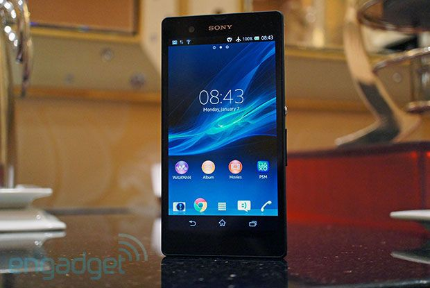 Phones 4U gives Sony Xperia Z March 1st release date in UK, will be coming to Vodafone-engadget