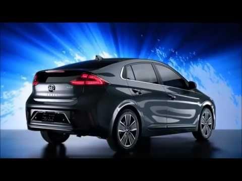 2017 Hyundai IONIQ Review: interior Exterior and Drive
