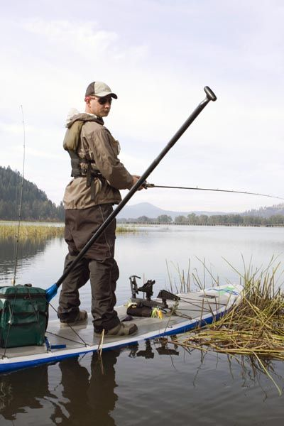 31 best images about sup fishing on pinterest bike for Kayak fish bag