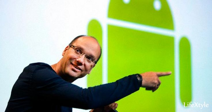 Android Creator software Andy Rubin Creating Playground Modern world