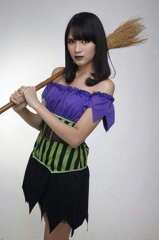 Ratu Vienny Fitrilya #JKT48 #AKB48