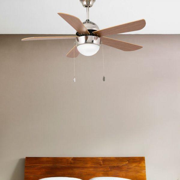 Ansehnlicher Deckenventilator Veneto Hot Summer Ventilatoren Sommer Kuhler Hitzewelle Wohnraumliebe W Ventilator Lampen Und Leuchten Deckenventilator