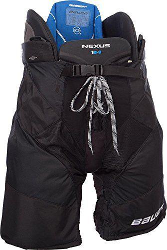 Bauer Nexus 1N Ice Hockey Pants - Junior - X-Large - Black