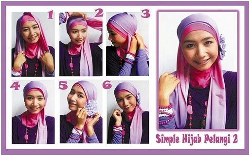 How to use hijab part #2
