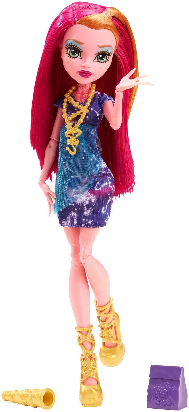 Monster High Freaky Field Trip Gigi Grant Doll