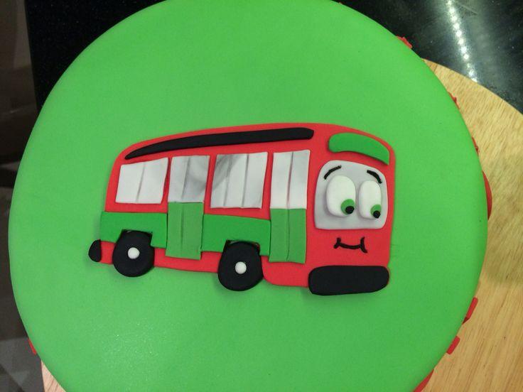 Taart bus