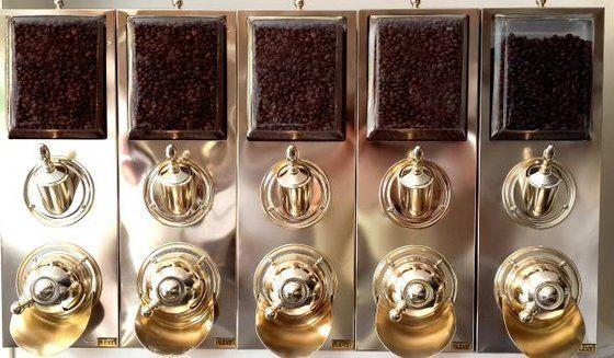 Coffee Silo - Kuban Machine Industry