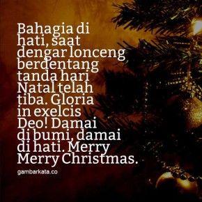 Gambar Kata Ucapan Selamat Natal