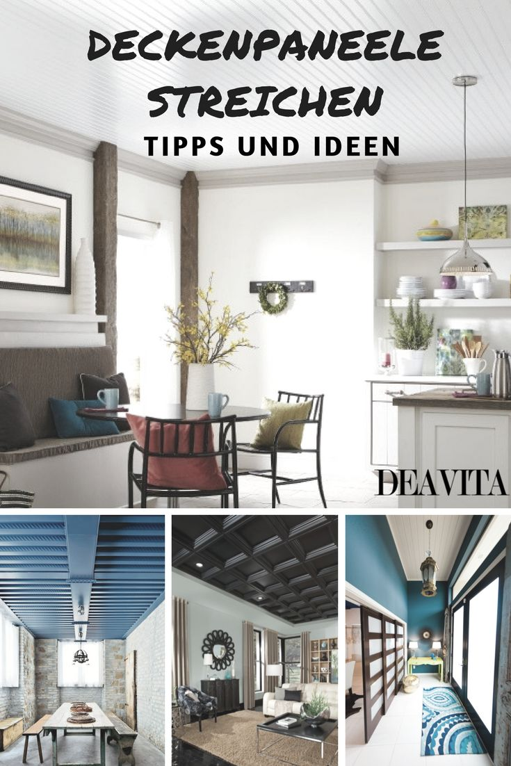 die 25 besten ideen zu deckenverkleidung auf pinterest decken ideen. Black Bedroom Furniture Sets. Home Design Ideas