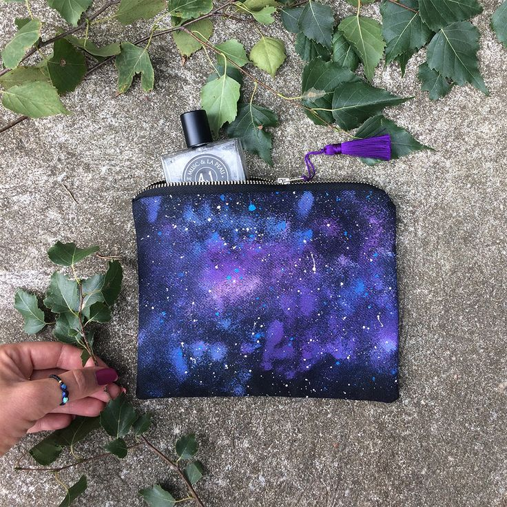 Hand painted mini bags, pouches and accesories ⋆ UMi.nation