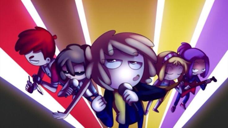 Los animatronicos (Final épico de 1 temporada en Fnafhs )