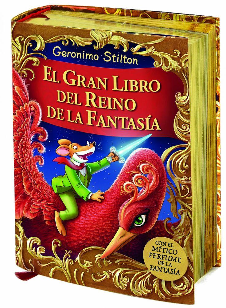 Geronimo vuelve al Reino de la Fantasía, esta vez en alas del Fénix, pero, en lugar de encontrar a la Floridiana de siempre, amigable y aliada, encuentra a una reina antipática y enemiga que le ordena llevarle siete objetos mágicos.