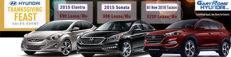 hyundai sonata 2016 lease