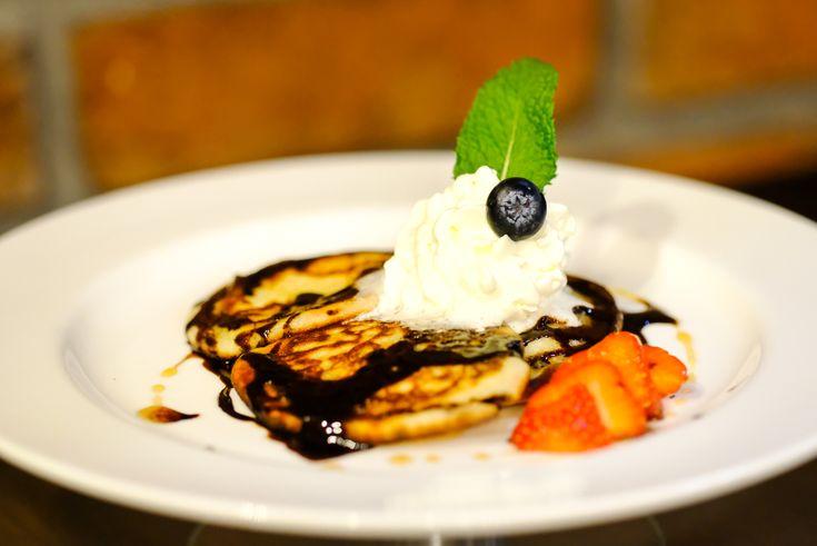 Ochutnajte tradičné americké raňajky v Blue Bear