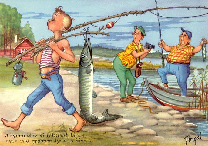 любом картинки для рыбаков юмор свободный
