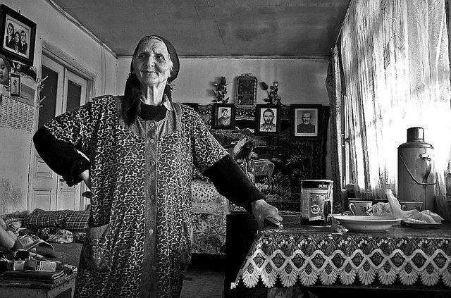 Grandmother Nagorno Karabakh | Flickr - Photo Sharing!