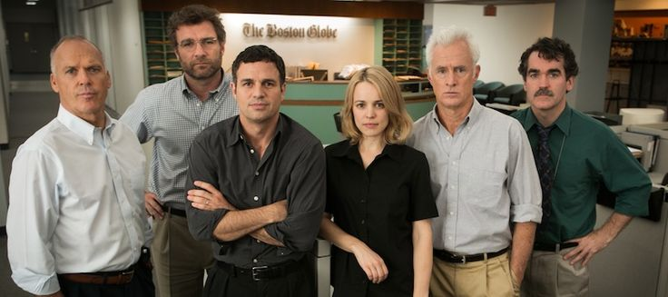 'Spotlight' Film Review: A newspaper drama worthy of the front page