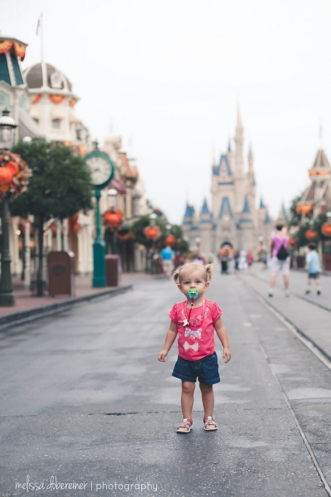 How to photograph Disney World --