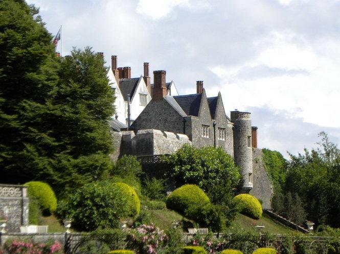 St. Fagan's Castle in Wales