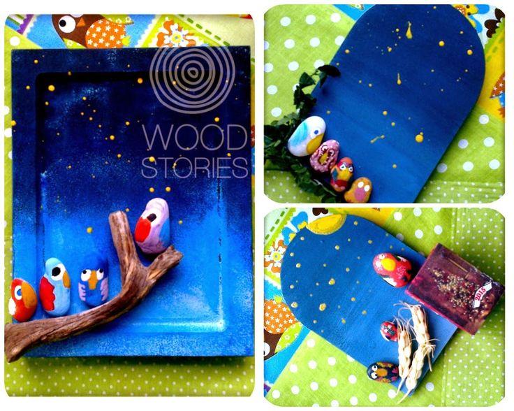 Δια χειρός Παπαϊωάννου Στέλλας - diaxeirospapaioannou: Χειροποίητα ημερολόγια - Handmade calendars