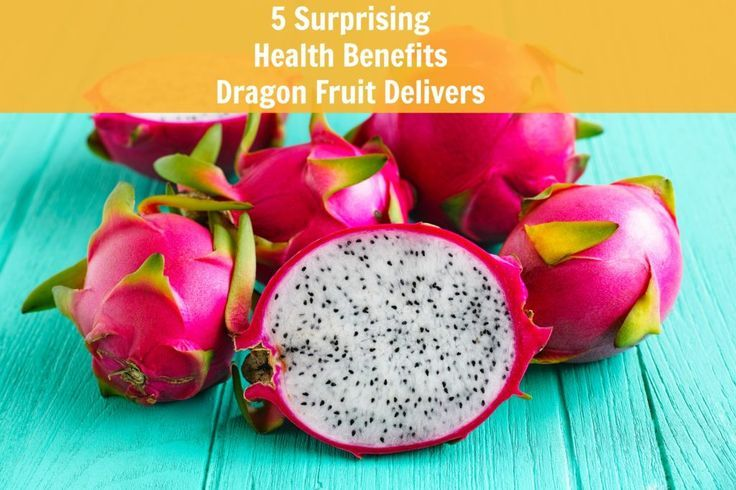 Enhance your life when you learn these five surprising health benefits Dragon Fruit delivers. This strange-looking, tropical fruit tastes pretty amazing and has health benefits you should be reaping today.