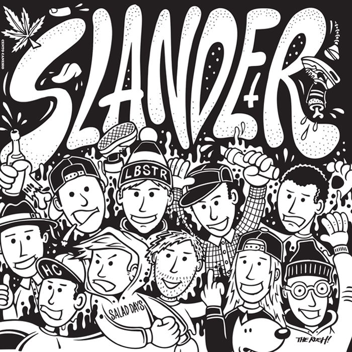 DIYSCO - Slander http://slander.diysco.com