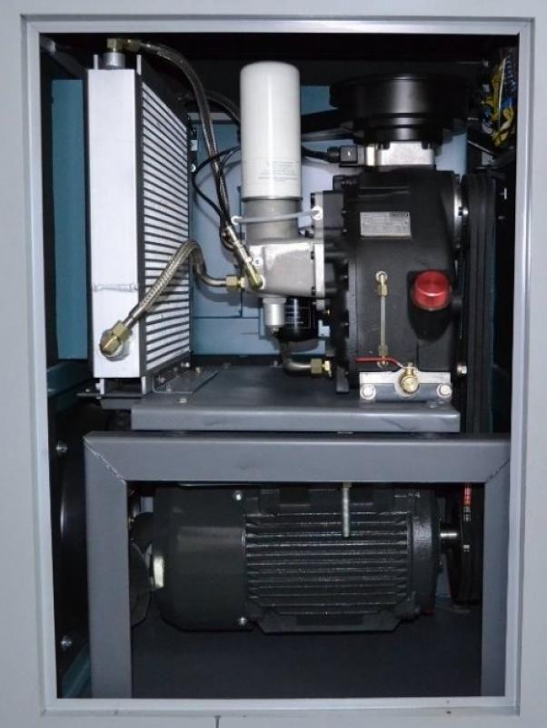 Kompresor śrubowy midi lw 15